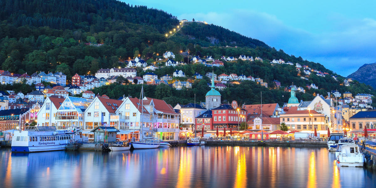 Bergen is the second largest city in Norway, and where the Regional Innovation Policies Conference found place in 2018