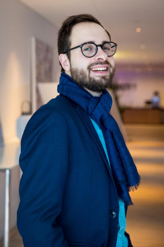 David Fernández Guerrero at GEOINNO2020